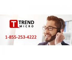 Dial Trend Micro Technical Support Number 1-855-253-4222