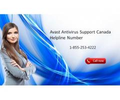 Avast support helpline number 1-855-253-4222