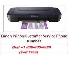 Canon Printer Support Number +1 888-600-6920 in USA