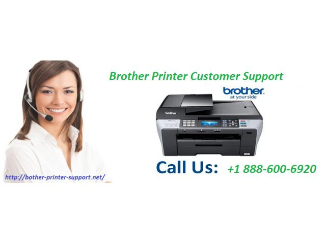 Brother Printer Tech Support +1-888-600-6920 in USA