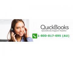 QuickBooks Customer Support Number in Australia1-800-817-695