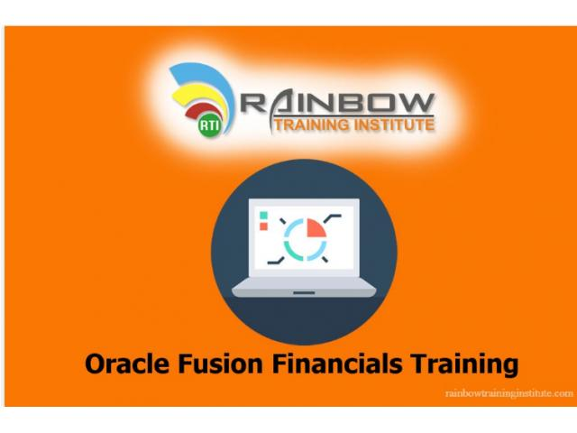 Oracle Fusion Financials Online Training | Oracle Cloud Financials Online Course