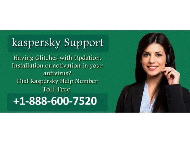 Kaspersky support US +1-888-600-7520 Kaspersky Helpline Number