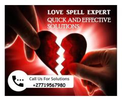 Love spell caster in United Kingdom +27719567980