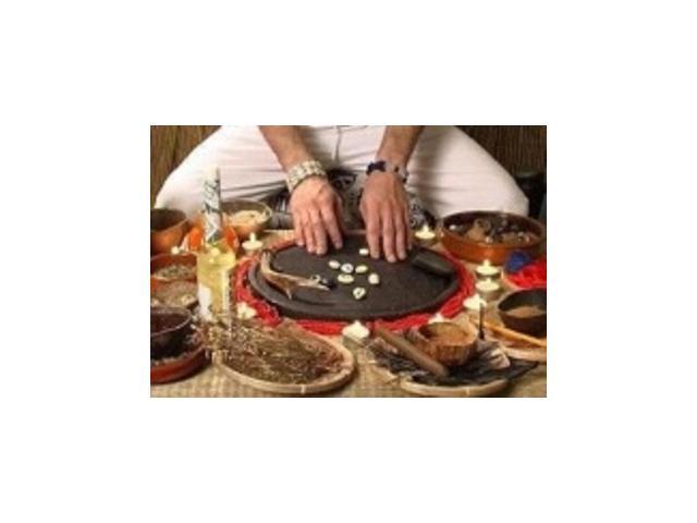 Traditional spiritual healer Dr Malibu Kadu +27719567980