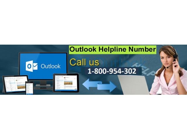 Contact Outlook Support Australia Helpline Number 1-800-954-302
