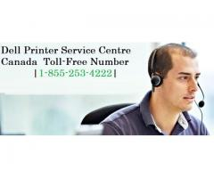Dell Customer Service Canada Toll Free Number 1-855-253-4222