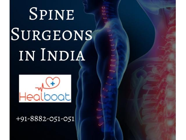 Spine Surgery Hospitals of India@ +91-8882-051-051