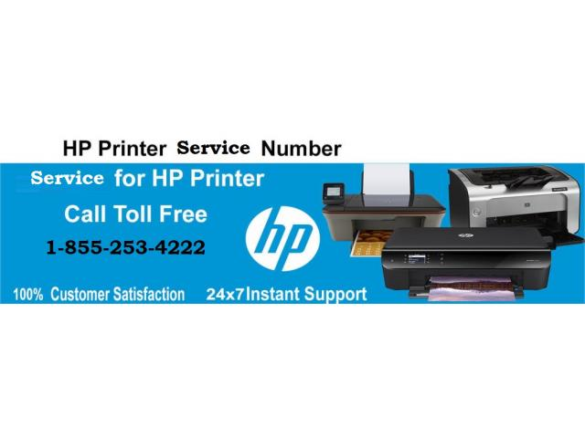 HP Repair Centre Canada Toll-Free Number 1-855-253-4222