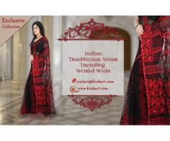 Exclusive indian sarees online for sale