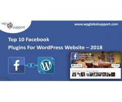 Top 10 Facebook Plugins For WordPress Website – 2018