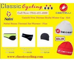 Women's Summer Cycling Jersey | Castelli Viva Thermo Skully Winter Cap