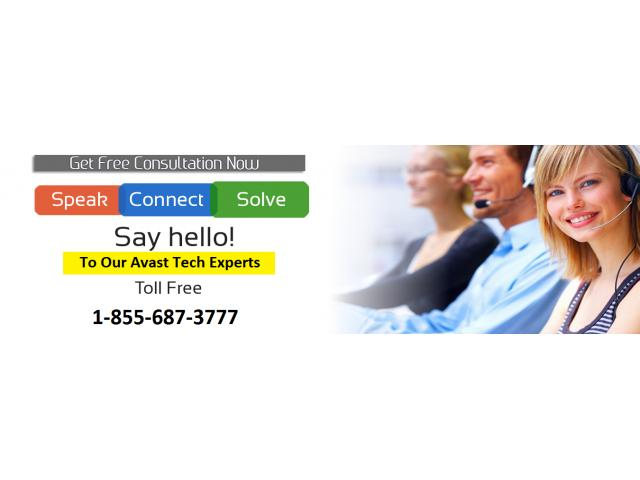 Get in Touch With Avast Tech Experts. Call Now 1-855-687-3777
