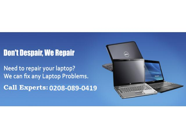 Call Dell Repair Service UK for Support 0208-089-0419