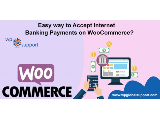 Easy way to Accept Internet Banking Payments on WooCommerce?