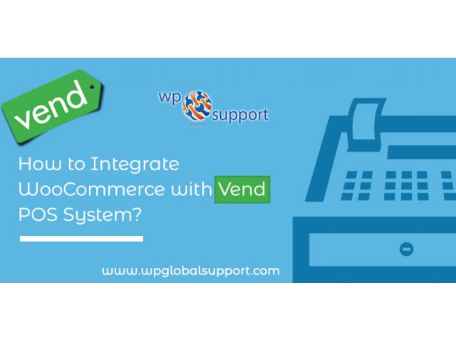 How to Integrate WooCommerce with Vend POS System?