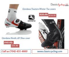 Brand New Giordana Toesters Winter Toe covers
