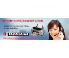 Hp Printer Customer Care Canada for Help & Support