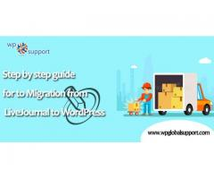 How to Migrate from LiveJournal to WordPress