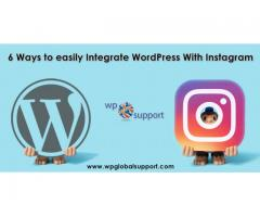 Easy Ways to Integrate WordPress With Instagram