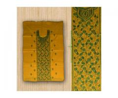 Shop Kurtis of Bengal Collection in Yellow Color Exclusively from Kiukart
