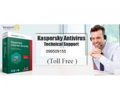 Kaspersky Toll Free Helpline Number 099509155