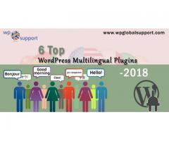 6 Top WordPress Multilingual Plugins