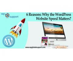 Why the WordPress Website Speed Matters?