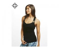 Womens gym tops