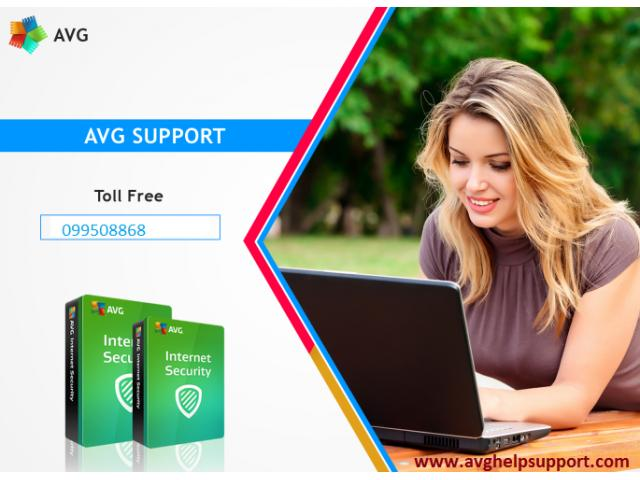 Dial Toll Free AVG Support Number New Zealand 099508868