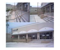 Commercial Handrails, Railings, Deck Railings