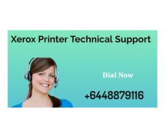Xerox printer Technical Support Number +64-48879116