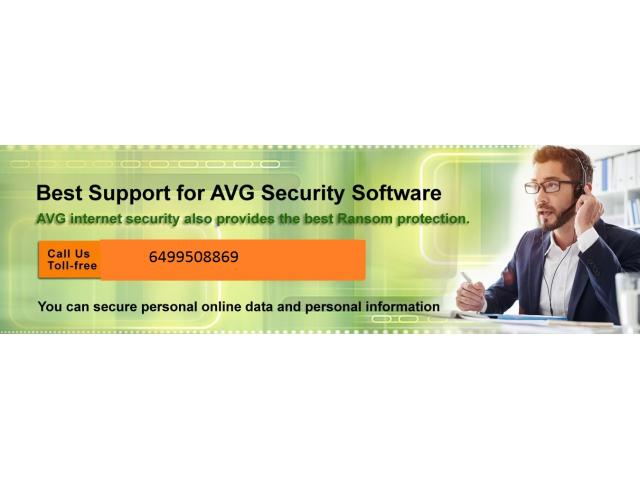 AVG Support number 6499508869 New Zealand