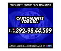 •*´¨`*•.¸Studio di Cartomanzia Cartomante Yorubà¸.•*´¨`*•