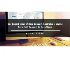 Xero Support helpline number 61-283173394