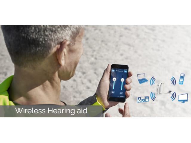 Best Wireless Hearing Aid