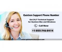 Get Help Quicken Support Phone Number +1-855-746-8414