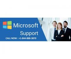 Microsoft Customer Support Number Canada 1-844-888-3870