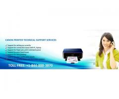 Canon Printer Customer Support Number Canada 1-844-888-3870