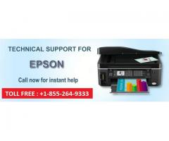 Epson Printer Customer Support Number Canada 1-855-264-9333