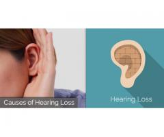 Types of Hearing Loss & The Causes