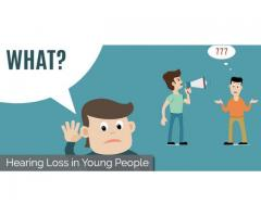 Hearing Loss in Adult People