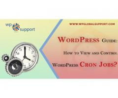 Easy Way to View and Control WordPress Cron Jobs