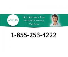 Kaspersky Antivirus Support Number 1-855-253-4222