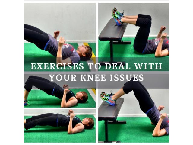 Best Knee Strengthening Exercises