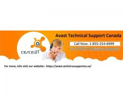 Dial Avast Support Canada Number for Instant Help