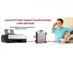 Lexmark Printer Customer Support Canada is here for Lexmark Printer Users