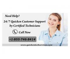 Dial Quicken Customer Care +1-855-746-8414 Toll Free Number