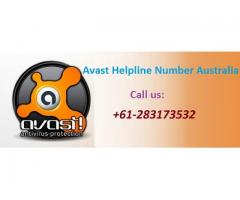 Call Avast Antivirus Support Phone Number 61-283173532.