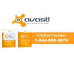 Dial Avast Customer Support Number 1-844-888-3870 for Getting Help